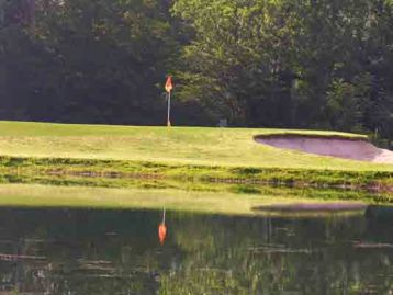 Altavista Country Club, Hurt, Virginia, 24563 - Golf Course Photo