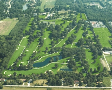 Golf Course Photo, Avon Oaks Country Club, Avon, 44011