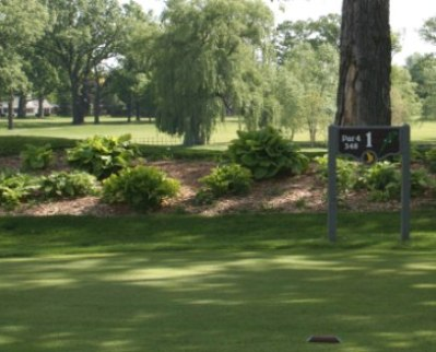 Innsbrook Country Club, Merrillville, Indiana, 46410 - Golf Course Photo