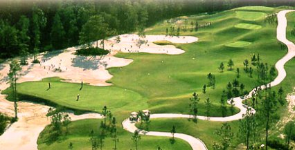 Disney World - Osprey Ridge,Lake Buena Vista, Florida,  - Golf Course Photo