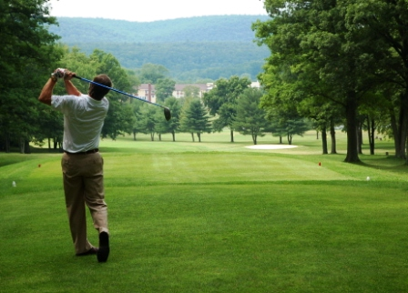 Fallsview Golf Course At Honor's Haven,Ellenville, New York,  - Golf Course Photo