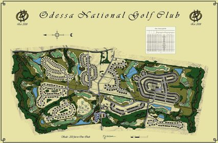Odessa National Golf Club, Townsend, Delaware, 19734 - Golf Course Photo
