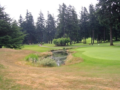 Glendoveer Golf Course - West, Portland, Oregon, 97230 - Golf Course Photo