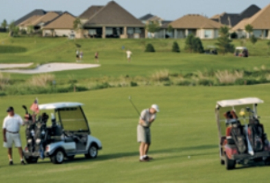 Wildhorse Golf Club At Robson Ranch,Denton, Texas,  - Golf Course Photo