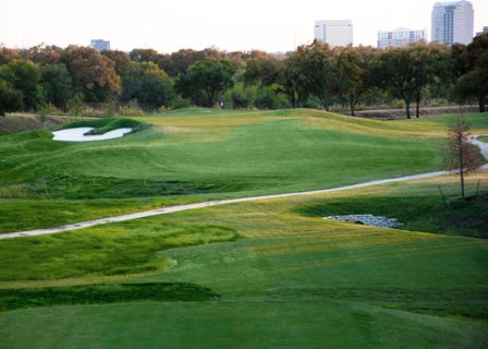 Golf Course Photo, Luna Vista Golf Course, Dallas, 75229