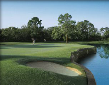 West Bay Golf Club, Estero, Florida, 33928 - Golf Course Photo