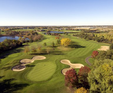 Steeple Chase Golf Club, Mundelein, Illinois, 60060 - Golf Course Photo