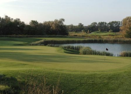 Hawthorn Woods Country Club,Hawthorn Woods, Illinois,  - Golf Course Photo
