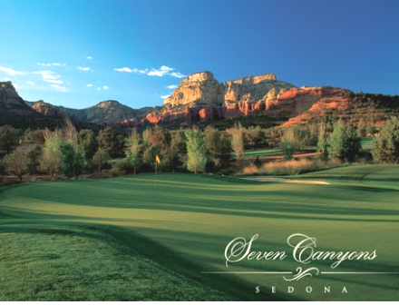 Seven Canyons Golf Course,Sedona, Arizona,  - Golf Course Photo