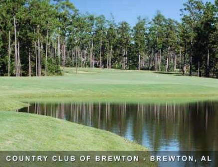 Golf Course Photo, Country Club Of Brewton, Brewton, 36426