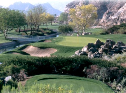 PGA West, Arnold Palmer Private,La Quinta, California,  - Golf Course Photo