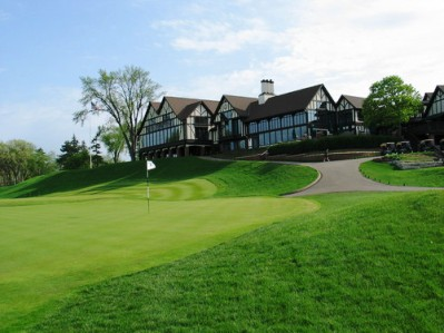Interlachen Country Club,Edina, Minnesota,  - Golf Course Photo