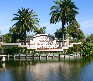 Venice Golf & Country Club,Venice, Florida,  - Golf Course Photo