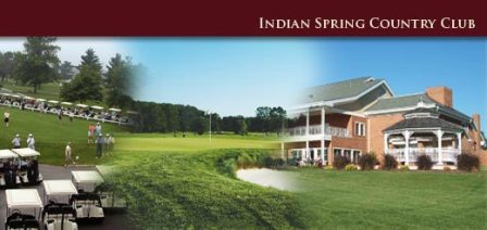 Golf Course Photo, Indian Spring Golf Club, Marlton, 08053