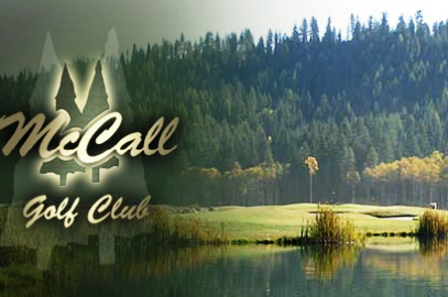 Golf Course Photo, Mccall Golf Course, Mccall, 83638