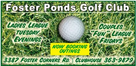 Foster Ponds Golf Course,Durhamville, New York,  - Golf Course Photo