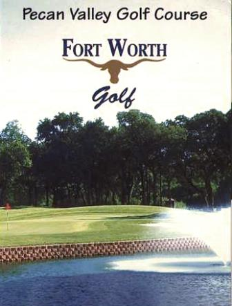 Pecan Valley Municipal Golf Course, River Course,Fort Worth, Texas,  - Golf Course Photo