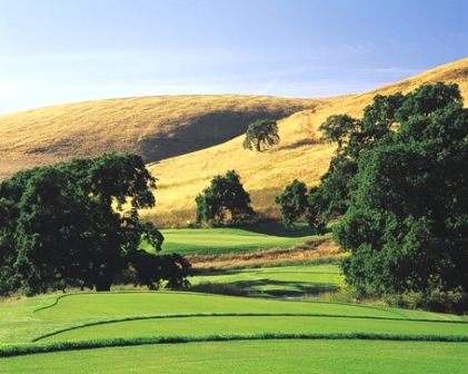 Golf Course Photo, Coyote Creek Golf Course, Valley Course, Morgan Hill, 95037