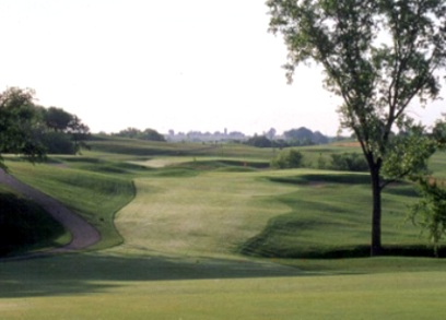 Meadows Golf Club, The,Dubuque, Iowa,  - Golf Course Photo