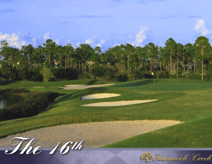 Golf Course Photo, Hammock Creek Golf Club, Palm City, 34990