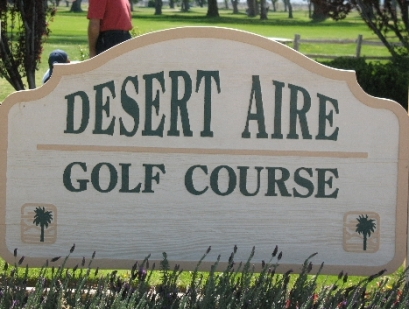 Desert Aire Golf Course,Palmdale, California,  - Golf Course Photo