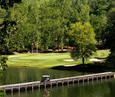 Wintergreen Resort, Stoney Creek,Nellysford, Virginia,  - Golf Course Photo