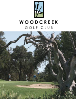 Golf Course Photo, Woodcreek Golf Club, Roseville, 95747