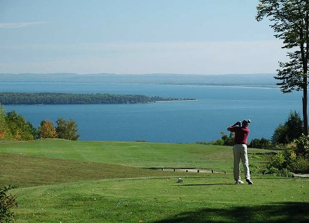 Apostle Highlands Golf Course, Bayfield, Wisconsin, 54814 - Golf Course Photo