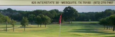 Mesquite Municipal Golf Course,Mesquite, Texas,  - Golf Course Photo