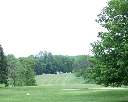 Exeter Golf Club, CLOSED 2012, Reading, Pennsylvania, 19606 - Golf Course Photo