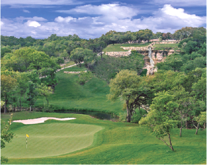 The Retreat ,Cleburne, Texas,  - Golf Course Photo
