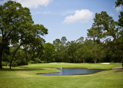 Golf Course Photo, Champions Golf Club, Cypress Creek Golf Course, Houston, 77069