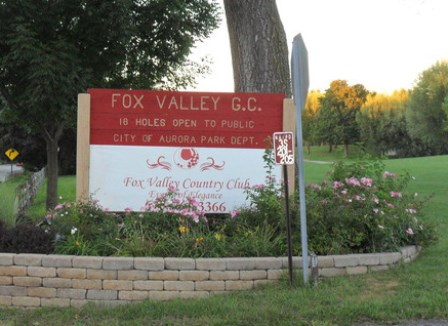 Fox Valley Golf Club CLOSED 2015, North Aurora, Illinois, 60542 - Golf Course Photo