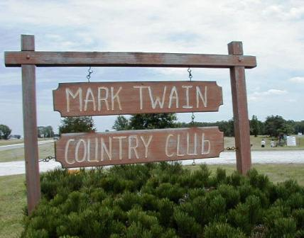 Mark Twain Country Club,Paris, Missouri,  - Golf Course Photo