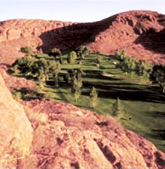 Dixie Red Hills Golf Course, Saint George, Utah, 84770 - Golf Course Photo