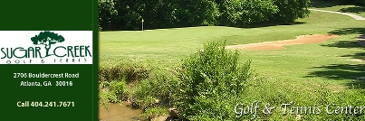 Golf Course Photo, Sugar Creek Golf Club, Atlanta, 30316
