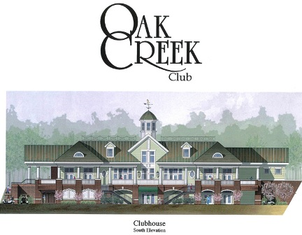 Golf Course Photo, Oak Creek Golf Club, Upper Marlboro, 20744
