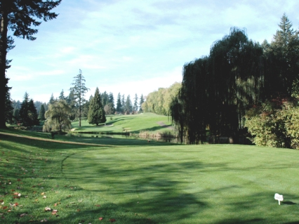 Oswego Lake Country Club,Lake Oswego, Oregon,  - Golf Course Photo