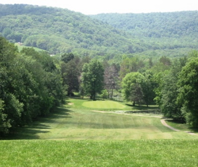 Pleasant Valley Golf Course, Vintondale, Pennsylvania, 15961 - Golf Course Photo