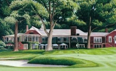 Green Spring Valley Hunt Club,Owings Mills, Maryland,  - Golf Course Photo