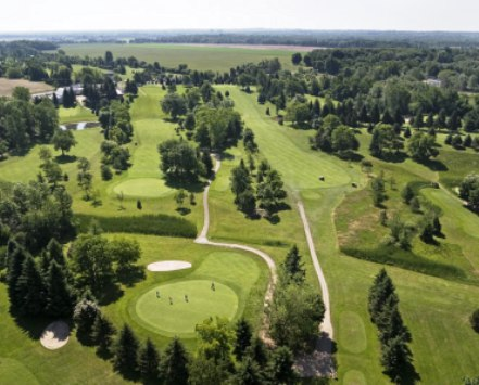 Holley Brook Golf Course,Brockport, New York,  - Golf Course Photo