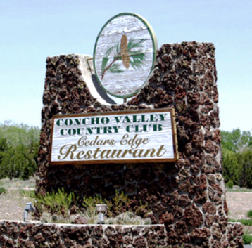 Golf Course Photo, Concho Valley Country Club, CLOSED 2012, Concho, 85924