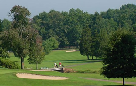 Green Knoll Golf Course,Bridgewater, New Jersey,  - Golf Course Photo