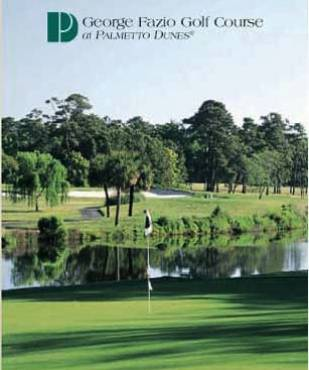 Golf Course Photo, Palmetto Dunes Golf Course, George Fazio, Hilton Head Island, 29928
