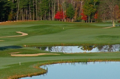 Spring Meadows Golf Course at Cole Farms,Gray, Maine,  - Golf Course Photo