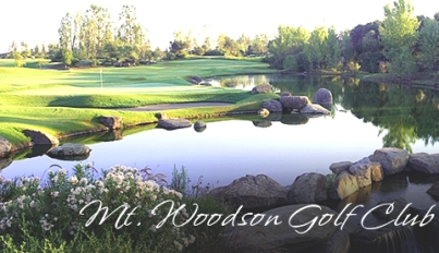 Golf Course Photo, Mt. Woodson Country Club, Ramona, 92065