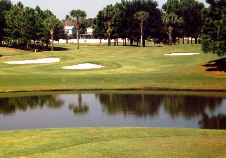 Golf Course Photo, Country Way Golf Course, Tampa, 33625