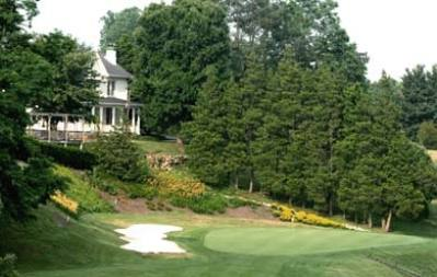 Mount Pleasant Golf Club, Baltimore, Maryland, 21239 - Golf Course Photo