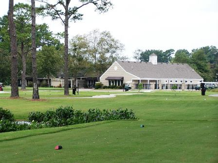 The Pines at Elizabethe City Golf Course,Elizabeth City, North Carolina,  - Golf Course Photo