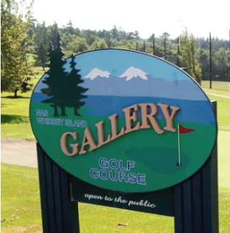 Gallery Golf Course,Oak Harbor, Washington,  - Golf Course Photo